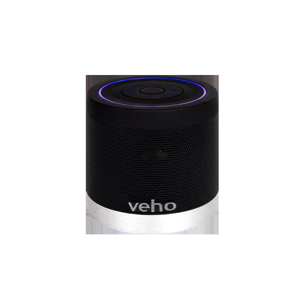 veho vss 009 360bt m4 portable rechargeable wireless bluetooth speaker