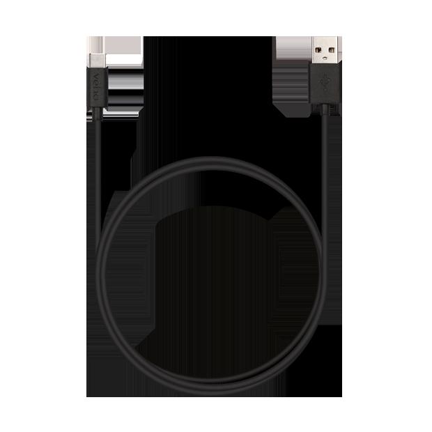 Veho Pebble USB A to micro USB Cable