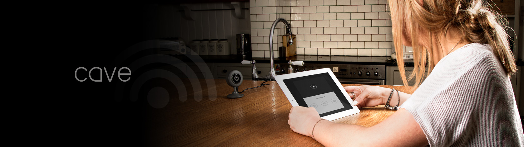 Cave Smart Home