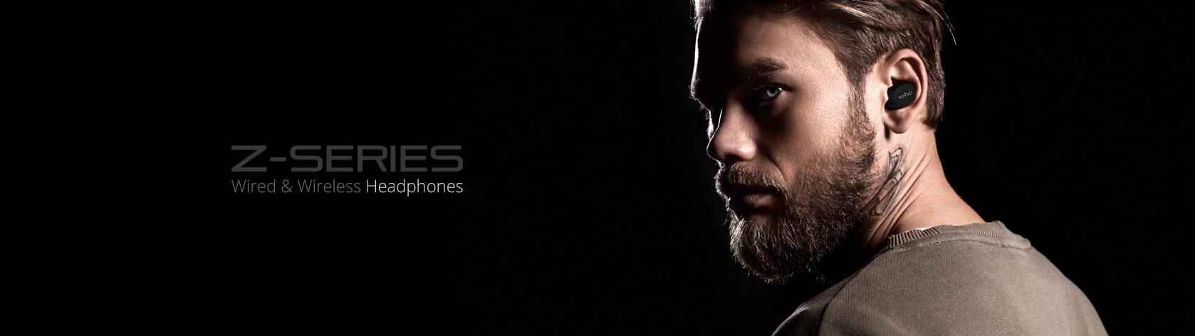 Z-Series Headphones