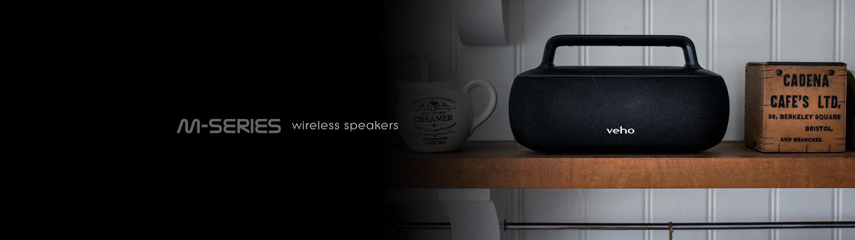 M-Series Speakers